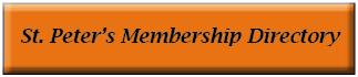 St. Peter's Membership