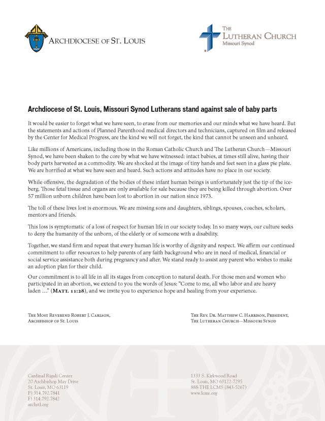Joint-Statement-LCMS-Archdiocese-October-6-2015